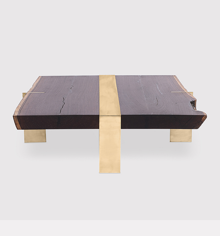 OKHA Design & Interiors - Artisans Coffee Table