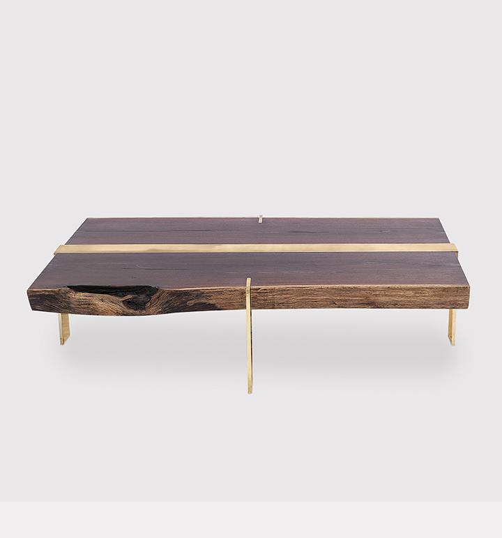 OKHA Design & Interiors - Artisans Coffee Table