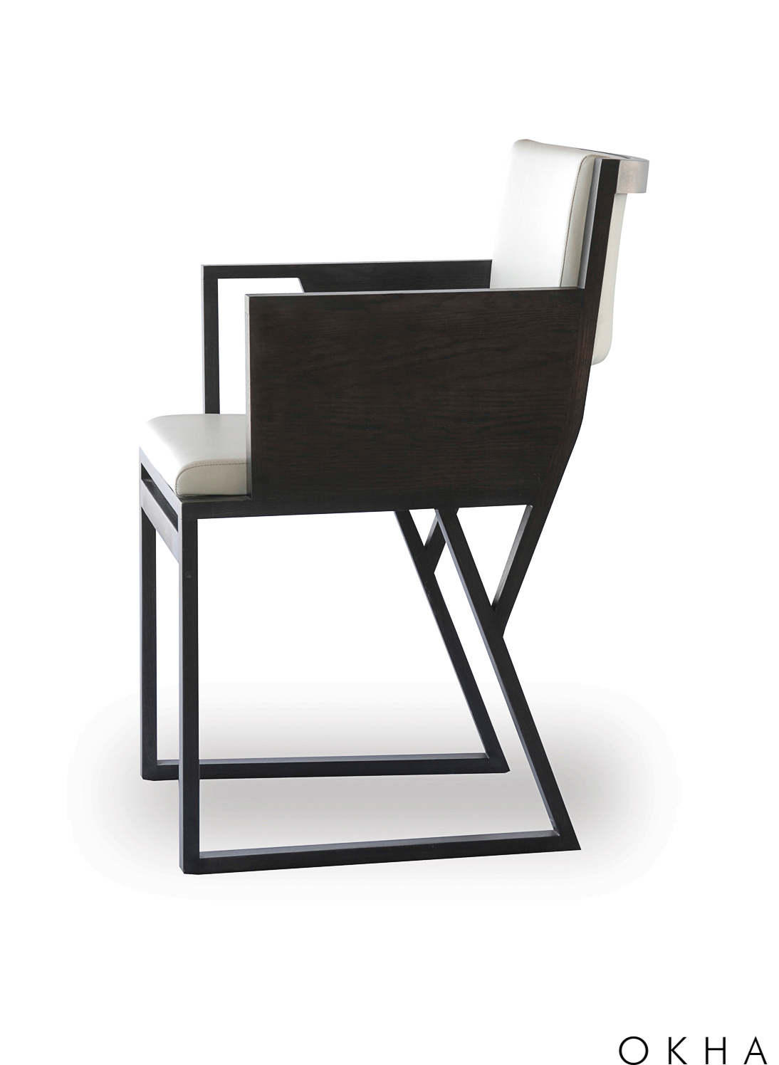 OKHA dining chairs Florence full arm