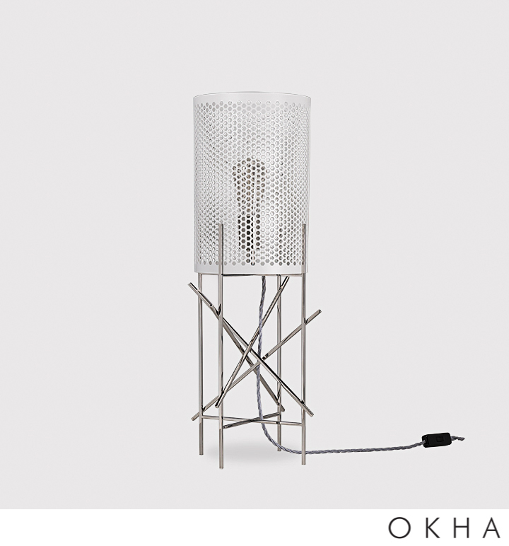 OKHA table lamps Traffic Tall