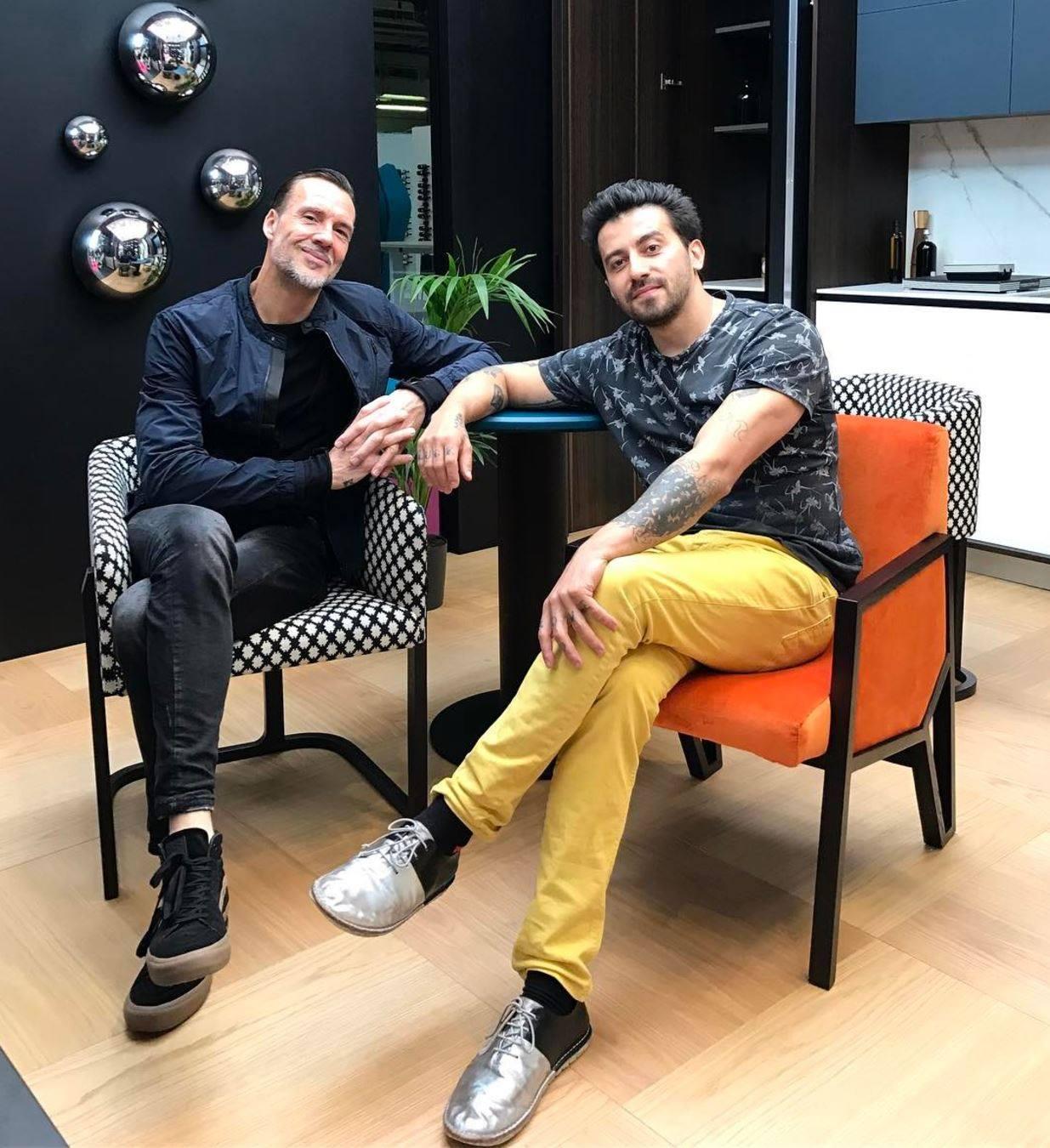 Max Kasymov & Adam Court