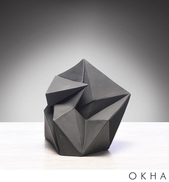 OKHA accessories ceramics Rock Sculptures