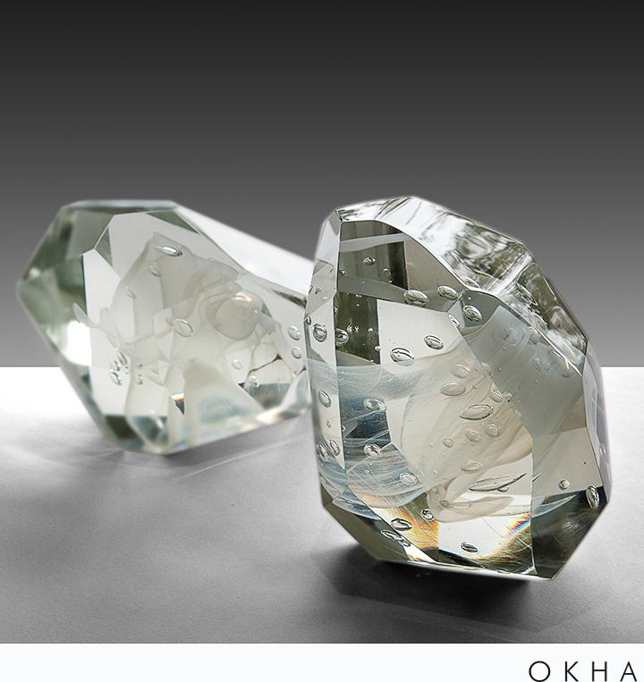 OKHA accessories Glacier