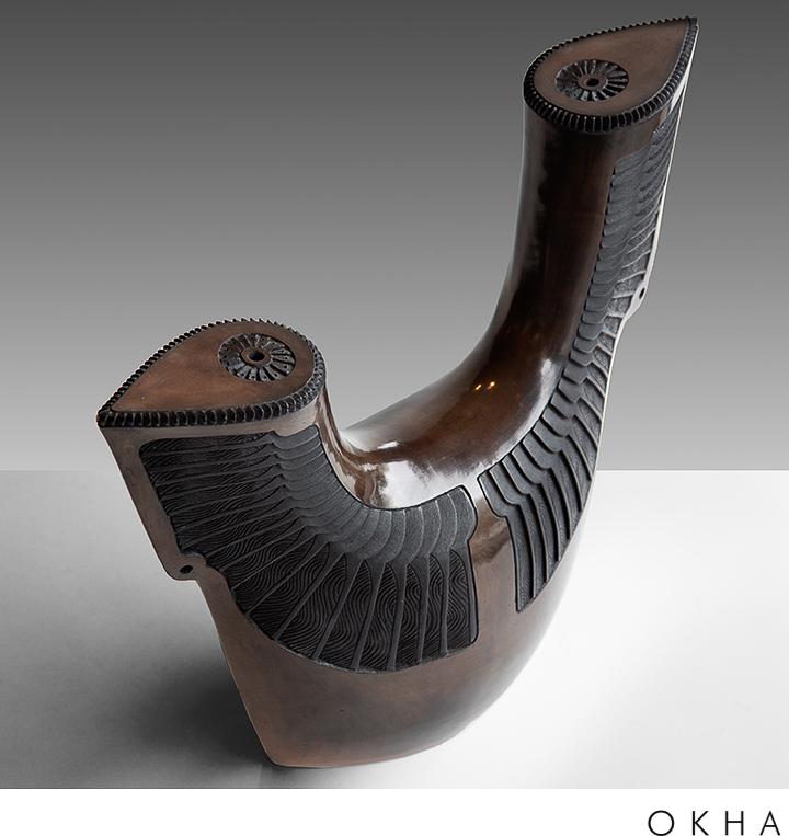 OKHA accessories ceramics Axe