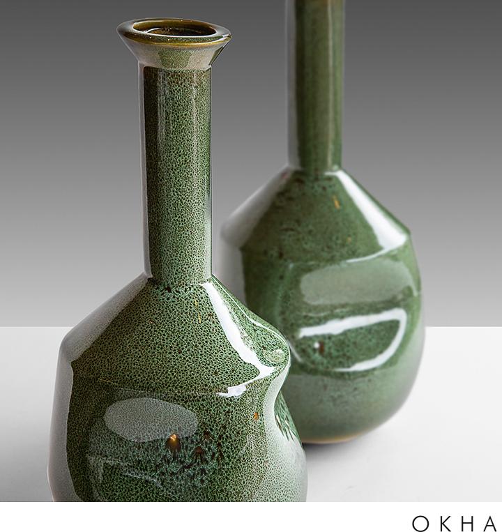 OKHA accessories ceramics Lab Vessels