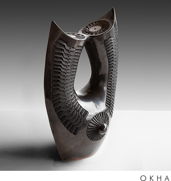 OKHA accessories ceramics Owl