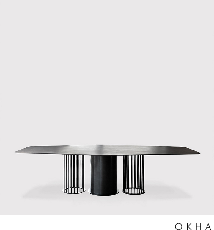 OKHA Design and Interiors Apex dining Table