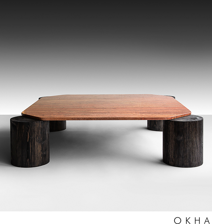 OKHA coffee tables Magnifico