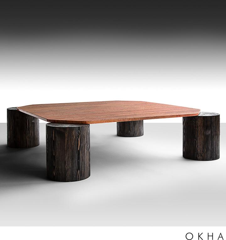 OKHA coffee tables Magnifico